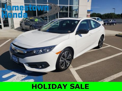 Pre-Owned 2018 Honda Civic EX-T